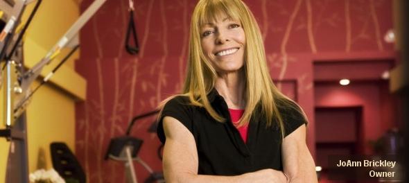 Pittsburgh Personal Trainer JoAnn Brickley