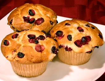 Cramberry Muffins
