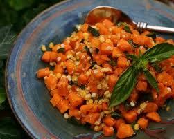Sweet Potato-Corn Home Fries That Kick