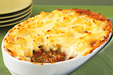 Shepherd's Pie | Hydration